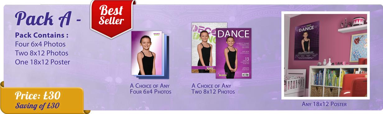 DANCE Pack-A