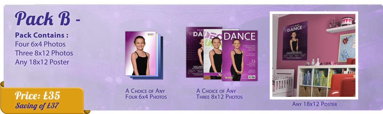 DANCE Pack-B
