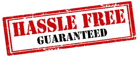 Hassle Free Guarantee