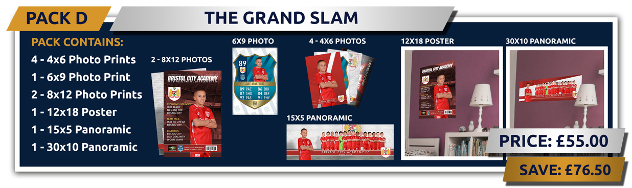 The Grand Slam Pack